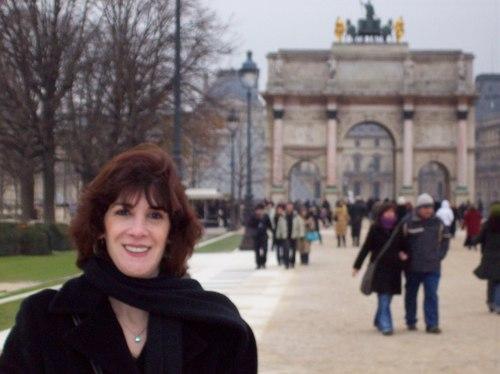 L'Arc de Triomphe du du Carrousel